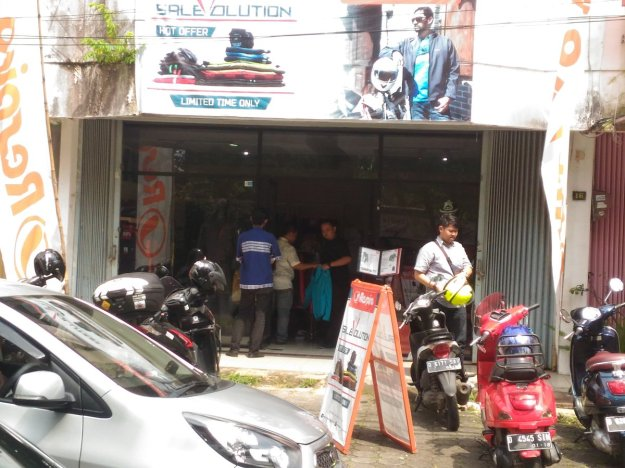 Diskon di Showroon Respiro