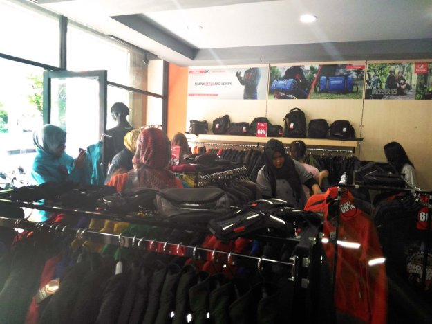 Diskon di Showroon Respiro2
