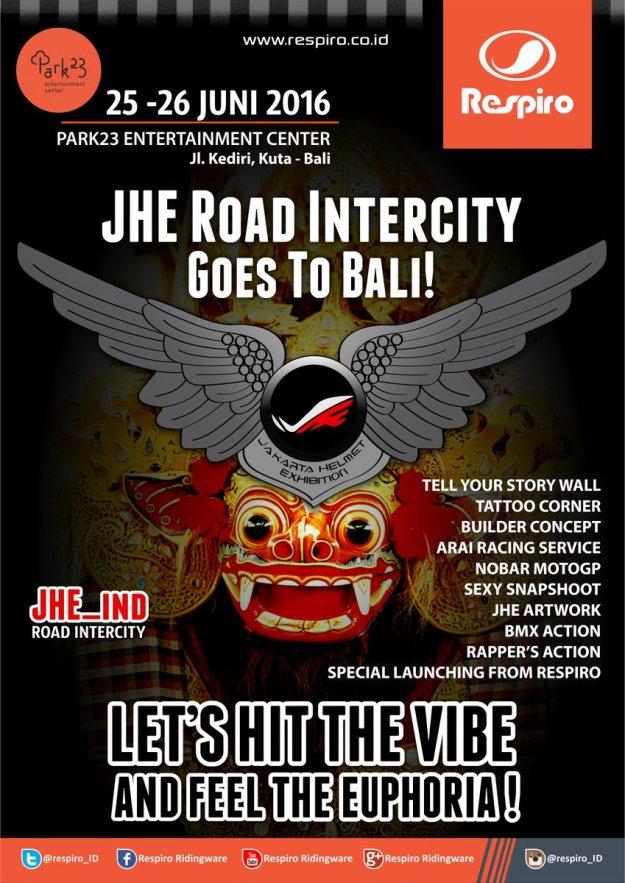 Respiro JHE Bali