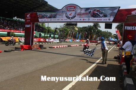 Honda Dream Cup 2016 Brigif