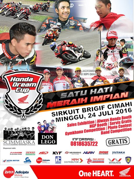 Honda Dream Cup 2016