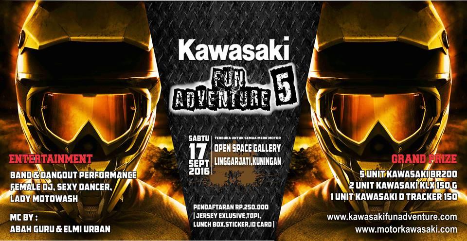 Kawasaki Fun Adventure5