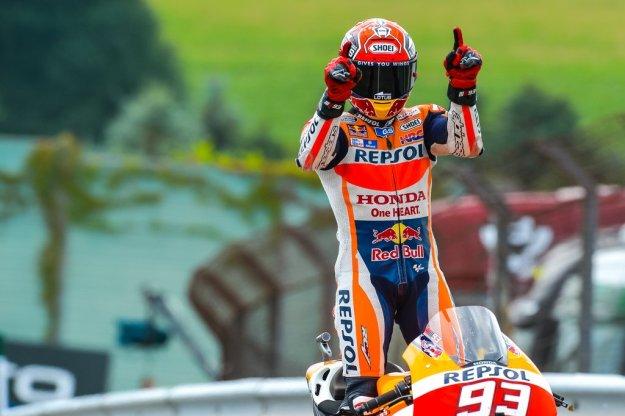 Marquez pole position sachsenring