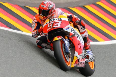 Marquez Sachsenring