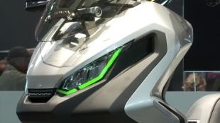 Skutik Concept Honda2