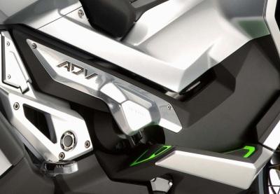Skutik Concept Honda8