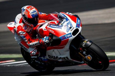 Stoner Ducati