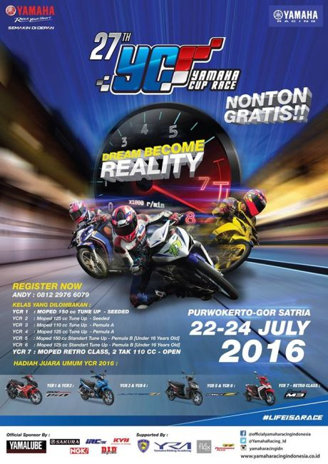yamaha cup race 2016