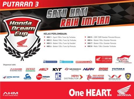 Billboard HDC Jakarta