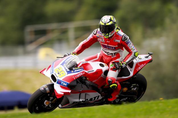 Iannone MotoGP Austria