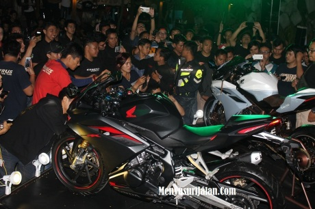 Launching All New CBR 250RR Bandung