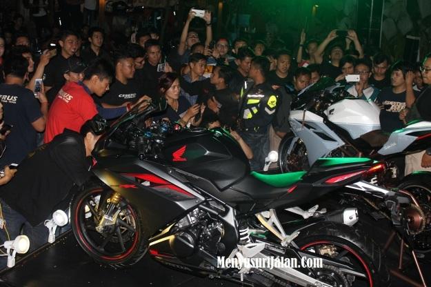 Launching All New CBR 250RR Bandung