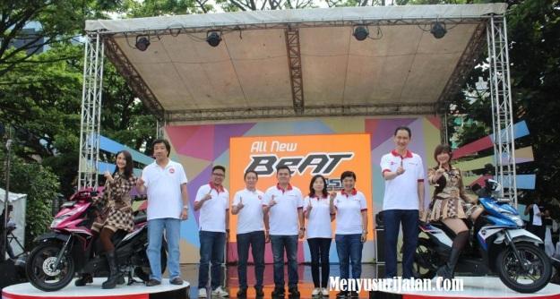 Launching Beat Bandung