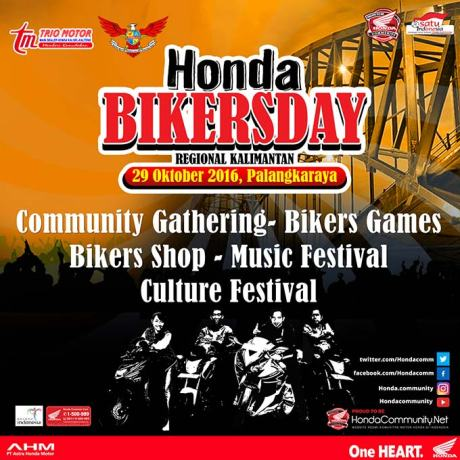honda-bikers-day-2016-palangkaraya