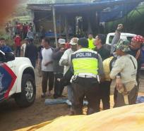 Kecelakaan Maut Puncak Pas Rumah Makan Aki3