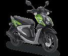 All New Yamaha X Ride 2017 125 cc hijaun explorer green