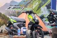 All New Yamaha X Ride 2017 125 cc launching