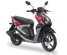 All New Yamaha X Ride 2017 125 cc merah passion red