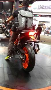 Launching KTM Duke PRJ 2017-2