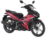 MX King Warna Baru 2017 Matte red