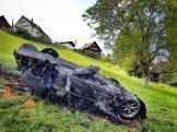 Richard Haymond Kecelakaan