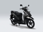 Suzuki Address Playful Dark Grey