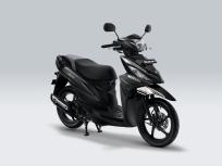 Suzuki Address Playful Dark Grey