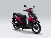 Suzuki Address Playful Hyper Pink