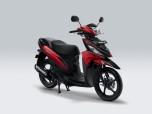 Suzuki Address Playful Stronger Red