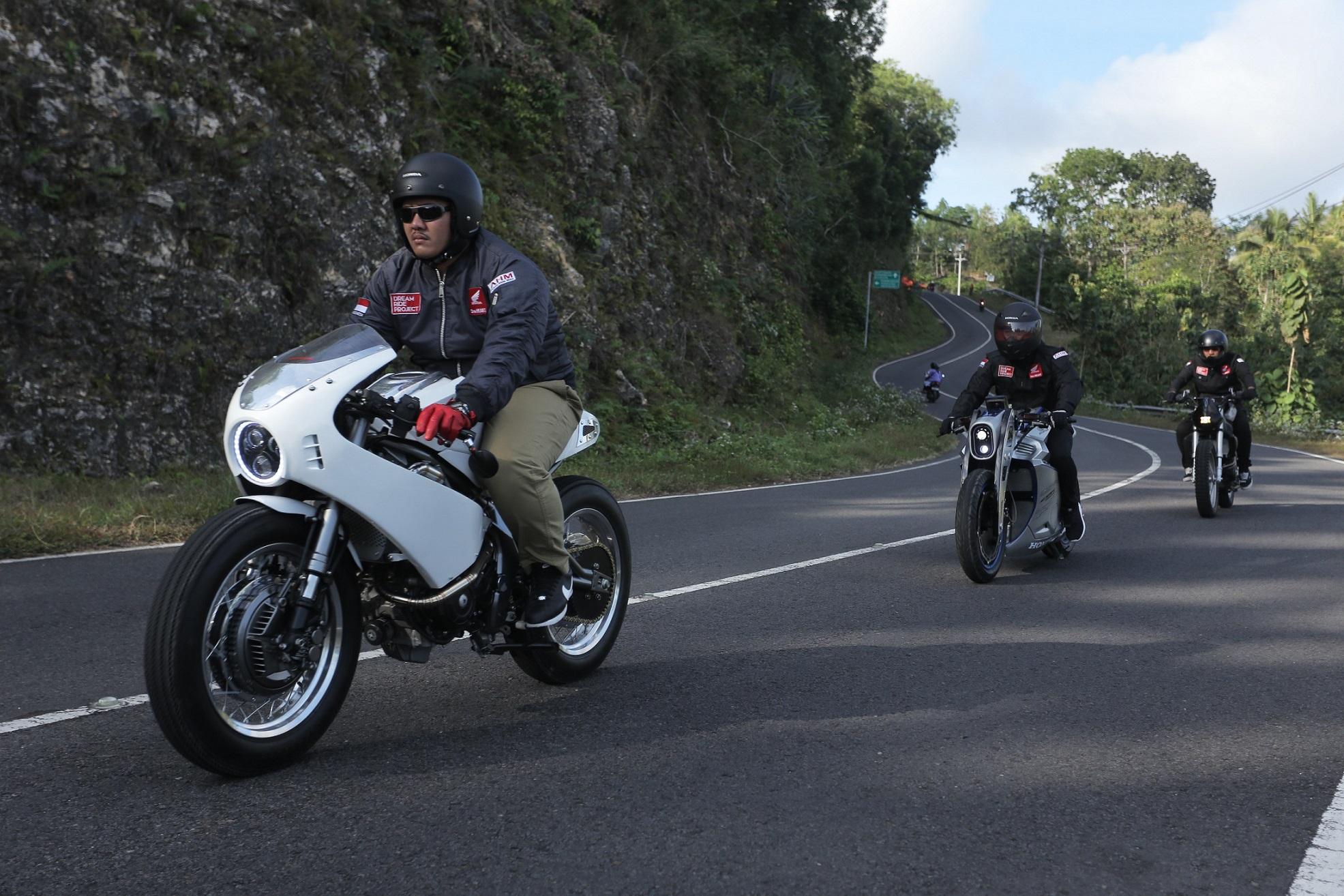 Cakep Dan Pangling Lihat Wujud CBR250RR Karya Honda Dream Ride