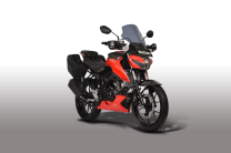 GSX-S150-Touring Edition - Stronger_Red-Black_Titan