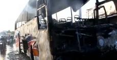 Kecelakaan Beruntun Cirebon