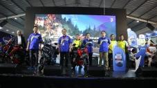 Manajemen Suzuki Saat Launching GSX-S150 Touring Edition 1