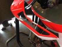 Fairing baru Ducati Lorenzo MotoGP Brno2