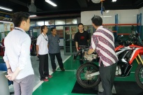 Persiapan Wheel Story 5