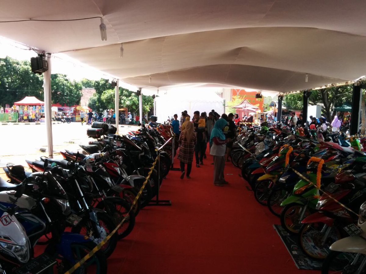 Ini Dia Para Juara Honda Modif Contest Cirebon 2017 Menyusurijalan Com