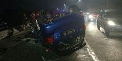Kecelakaan fly over kiaracondong mobil jazz dan motor vega