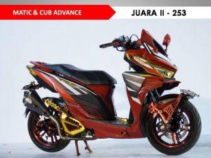 Motor-Motor Jawara Honda Modif Contest Cirebon 2017 (11)