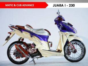 Motor-Motor Jawara Honda Modif Contest Cirebon 2017 (12)
