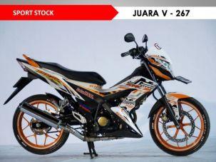 Motor-Motor Jawara Honda Modif Contest Cirebon 2017 (13)