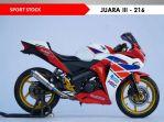 Motor-Motor Jawara Honda Modif Contest Cirebon 2017 (15)
