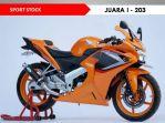 Motor-Motor Jawara Honda Modif Contest Cirebon 2017 (17)