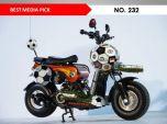 Motor-Motor Jawara Honda Modif Contest Cirebon 2017 (2)