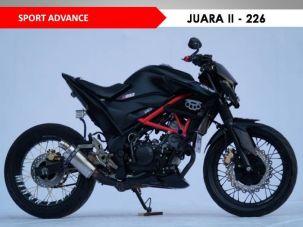 Motor-Motor Jawara Honda Modif Contest Cirebon 2017 (21)