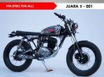 Motor-Motor Jawara Honda Modif Contest Cirebon 2017 (31)