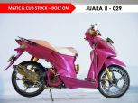 Motor-Motor Jawara Honda Modif Contest Cirebon 2017 (5)