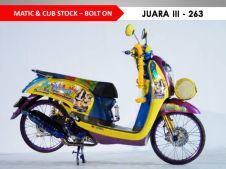 Motor-Motor Jawara Honda Modif Contest Cirebon 2017 (6)