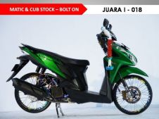 Motor-Motor Jawara Honda Modif Contest Cirebon 2017 (7)