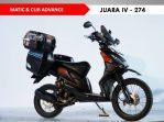 Motor-Motor Jawara Honda Modif Contest Cirebon 2017 (9)