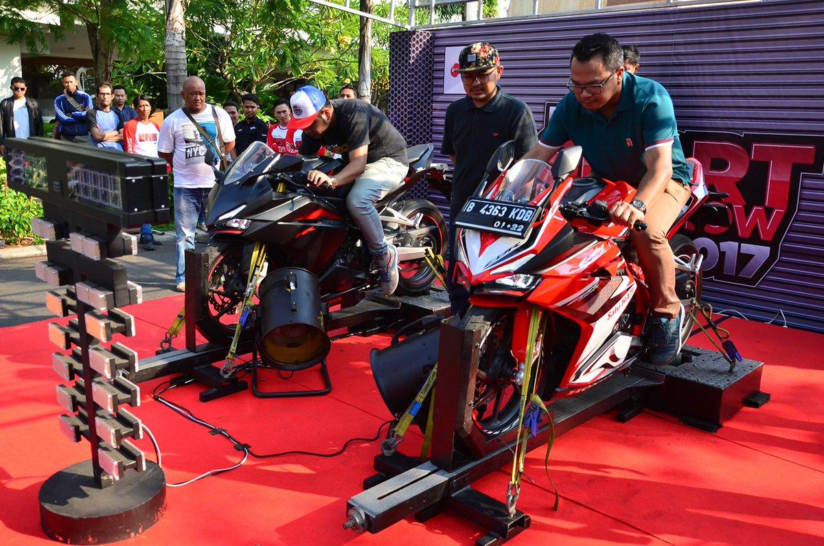 Laris Di Penjualan Sport Honda Motor 2017 Sapa Warga Jawa All New Cb 150r Streetfire Stallion Black Bekasi Motorshow Kini Menyapa Barat Dimana Akhir Pekan Kemarin 2 3 September Acara Tersebut Digear Summarecon Mall